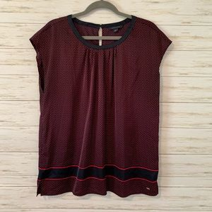 Tops - Tommy Hilfiger Semi Sheer Top